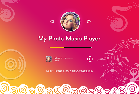 My Photo Music Player